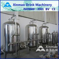 China Aeration Water Treatment Equipments , Sodium Ion Exchange Water Filter Systems on sale
