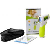 Cheap Digital LCD Baby Forehead Infrared Thermometer Body Temperature CE for sale