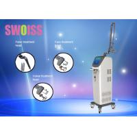 Multi - Function CO2 Fractional Laser Machine Max Distance Scan Mode CE Approved