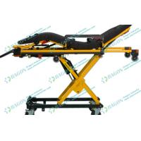 Cheap Multifunctional automatic loading ambulance stretcher gurney with varied heights for sale