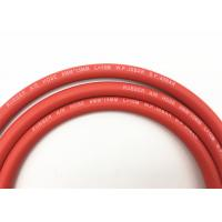 "Cheap 5 / 16"" Inch W.P 300PSI Red Smooth Surface Rubber Air Hose / Pipe  for LPG gas for sale"