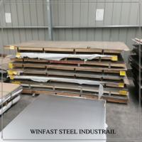 Cheap POSCO Cold Rolled 409L/409 Stainless Steel Sheet / Coils 0.5 - 3.0 2B 2D SS Sheet for sale