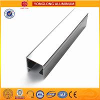 Cheap Anti-scratch Polished Aluminium Profile Extrusion For Door And Window for sale