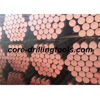 Wire Line Oil Hardening Drill Rod / Drill Extension Rod PQ Drilling Prospecting
