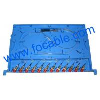 China FC Pigtail and Adapter optical fiber patch panel / Fiber Optic Splicing Module on sale