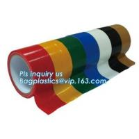 China Easy Tear Packaging Duct Tape,duct tape colored duct tape,Free sample air conditioner colored custom printed pvc cloth d on sale
