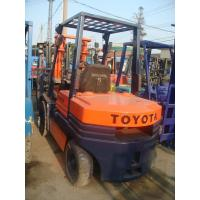 Cheap used Toyota forklift 3 ton for sale for sale