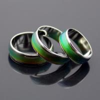 cheap mood ring temperature measurement color changed