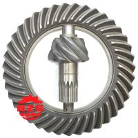 Cheap Spiral Bevel Gear Crown wheel Pinion for EQ Dong Feng Transmission Rear Axle wholesale
