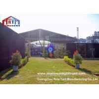 Lightweight Lighting Truss Systems Moving Head Lighting For Outoor Wedding Party
