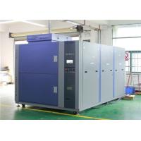 Buy cheap Lab Equipment 2-Zone Touch Screen Climatic Thermal Shock Test Chamber For DC from wholesalers