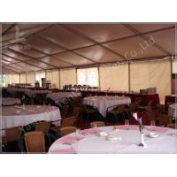Cheap Large Buffet Waterproof Party Tents For Hire 10X30 Temporary Aluminium Frame Marquee for sale