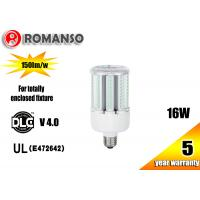 Cheap E26 E27 Warm White 360 Degree Led Corn Lamp IP65 With Samsung Chip , AC100-300V for sale