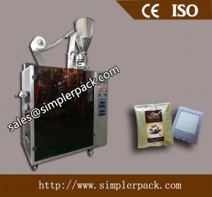 China High Quality Drip Coffee Bag Packaging Machine for Black Coffee Fancy Coffee Espresso on sale
