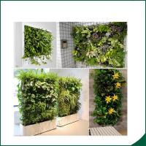 Cheap 56 Pocket Planter Bag Garden Hanging Vertical Planter Bag Indoor Outdoor Herb Pot Decor for sale