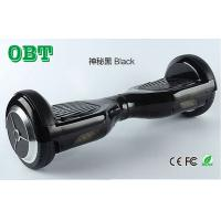 Cheap Motorized Battery Operated Self Balancing Smart Balance Scooter , Two Wheeled Electric Board for sale