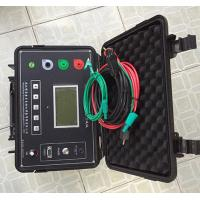 Cheap Megger 5kv Insulation Resistance Tester , Reliable Insulation Resistance Test Equipment for sale
