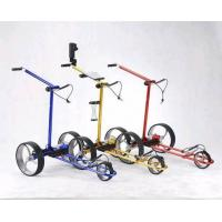 China Z-shape Aluminum Electric Golf Trolley on sale