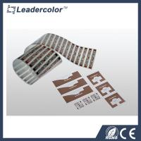 Buy cheap Aluminum Foil Alien RFID Inlay tag white clear inlay Identification chip from wholesalers