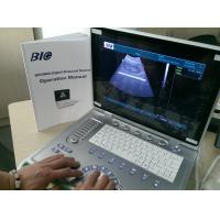 Cheap PC Based B / W Portable Ultrasound Scanner 15 inch Laptop Screen Only 5kgs Weight Convenient to Carry for sale