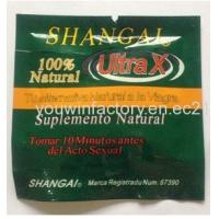 Cheap Shangai Ultra X Sexual Male Capsules Natural Herbs For Male Enhancement wholesale
