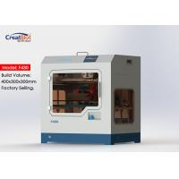 Cheap F430-1.75mm 3d printer with high printing quality and large build volume, factory selling directly, 110V/220V for sale