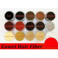 Quality Keratin Hair Building Fiber Thickening Spray Hair Fiber 25g Instant 15 Colors wholesale