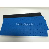 Quality Grass Carpet Artificial Turf Underlay Recycled With Shock Pad SGS Standard wholesale