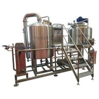 stainless steel home used beer brewing equipment / brew kittle