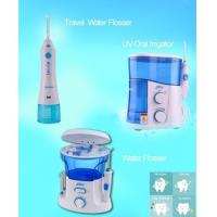 Quality Dental Hygiene Products Water Pick Oral Water Irrigator , Hydro powerful Floss for sale