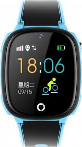 Cheap Dual Positioning ROHS Kids Touch Screen Smartwatch for sale
