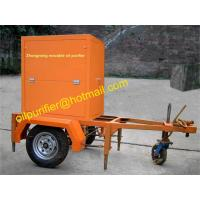 Cheap Vacuum Single Stage Insulating Oil Purifier for Transformer Oil Filtration Below 110KV,car wheel trailer treatment machi for sale