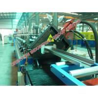China Metal Door Frame Profile Jamb Section Panel Manufacturing Machine for Rolling Galvanized Steel Coils on sale