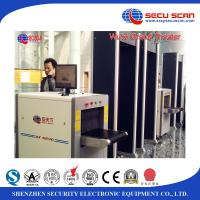 Cheap Airport Baggage X Ray Scanning Machine offer reliability systems for sale