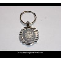 Cheap hot sale Blank customized logo metal keychains for promotion gifts for sale