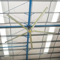 Wale Power Warehouse HVLS Ceiling Fans Electric Industrial