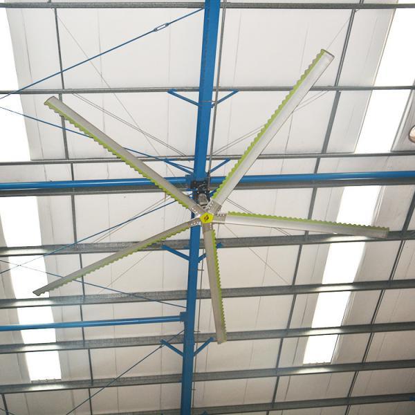 Wale power warehouse hvls ceiling fans electric industrial shop ceiling fans of - Shopping ceiling fans ...