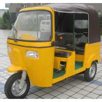 Cheap Bajaj 150CC Electric Cargo Motor Tricycle With CNG Equipment for sale