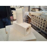 Cheap Foundry Steel Casting Runner Bricks High Strength Fire Resistant for sale