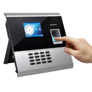 China Employee RoHS Real Time Fingerprint Attendance Machine on sale