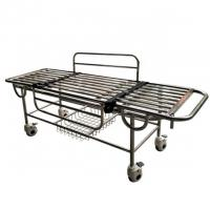 China Flexible Stretcher Hospital Bed , Wheeled Emergency Folding Stretcher on sale