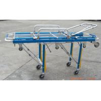 Cheap OEM Transport Automatic Loading Safety Aluminum Alloy Stretchers for Ambulances for sale