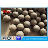 Cheap 20mm to 150mm Low wear rate casting and forged grinding steel ball wholesale