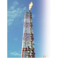 Cheap Combination Ground Elevated Flare System With Site Supervision Low Pressure Flare System for sale