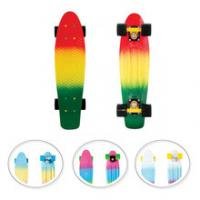 Quality 22 Plastic fish Customized Skateboard for Christmas wholesale