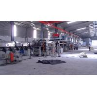 Cheap 1600mm Aluminum Composite Plate ACP Production Line 8m / min 1mm - 6mm Thickness for sale