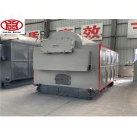 Cheap Single Drum Horizontal Wood Steam Boiler Machine 2 Ton For Package Industry for sale