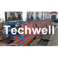 Cheap 1.8 - 2.3mm Rack Roll Forming Machine / Cable Tray Forming Machine TW-RACK for sale