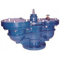 "Cheap ASME B16.34 ASTM A935 Air Release Valve / Trifunctional Suction Valve 4 "" wholesale"
