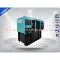 China Low noise 200 KW Perkins Silent Diesel Generator Set 6 Cylinder Water Cooled Low fuel Consumption on sale
